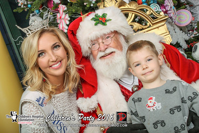 2016 Childrens Party 12-14-16