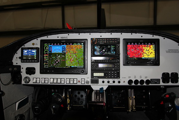 N84VC Panel