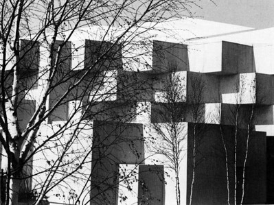 Israel Pavilion, Expo 1967, Montreal