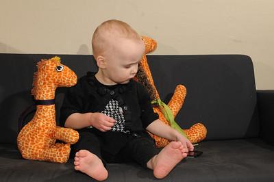 Vivian 18 Months