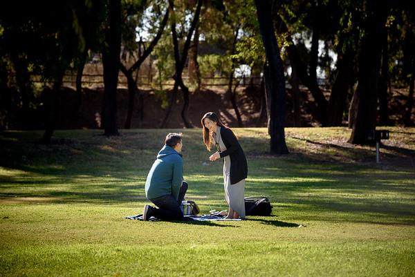 Lori & Justin Proposal