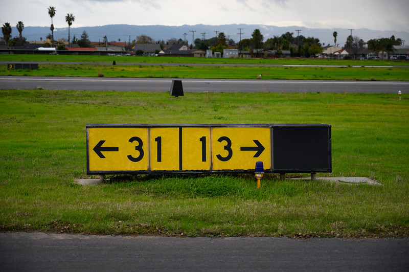 31-13 Destination Sign