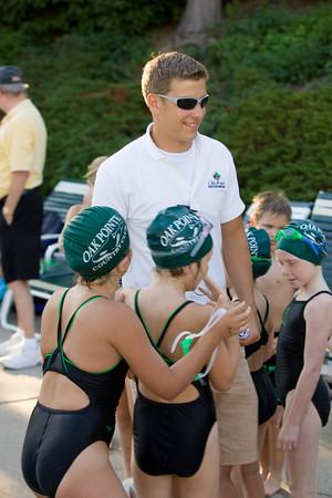Oak Pointe Swimming vs. Fairlane June 21, 2007