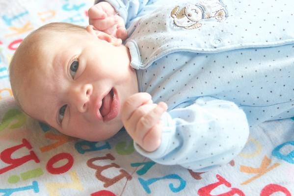 Braden Aaron - 1 Month
