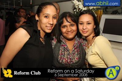Reform - 6th Spetember 2008