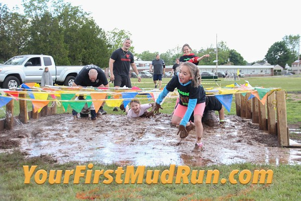 2016 Your First Mud Run in South Plainfield 5/15/2016