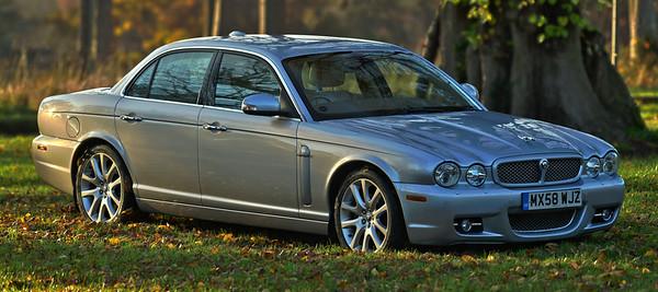 2008 Jaguar Sovereign MX58WJZ