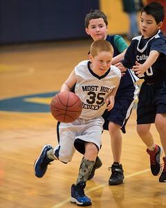 MHR CYO Basketball