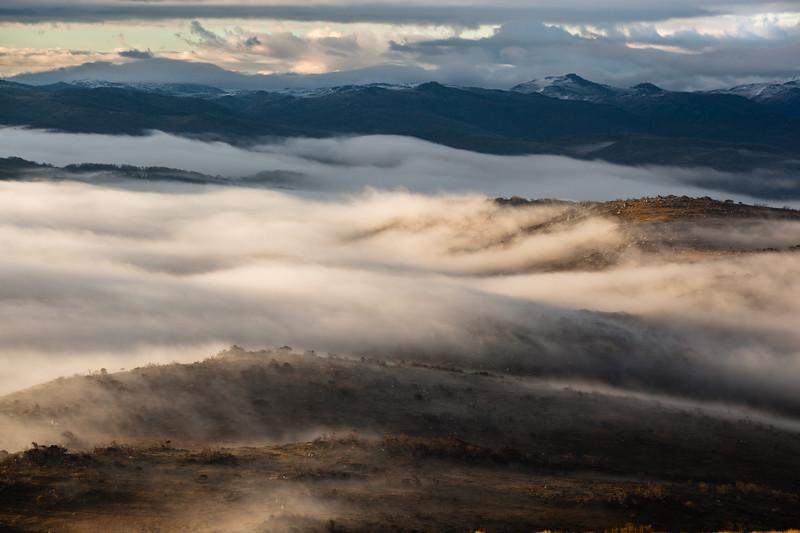Mt Jagungal : Kosciuszko NP
