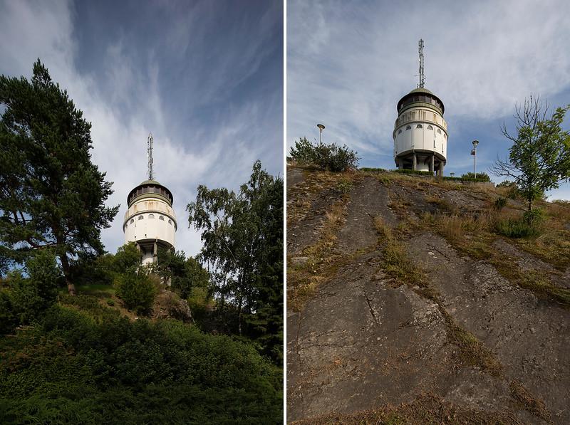 Naisvuori Observation Tower Mikkeli