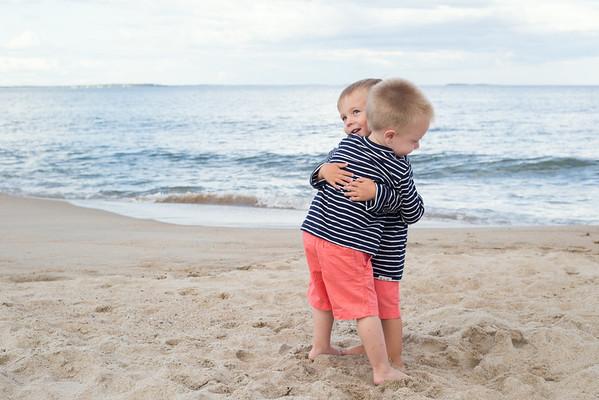 Maine Family Photographer - Gordon Family