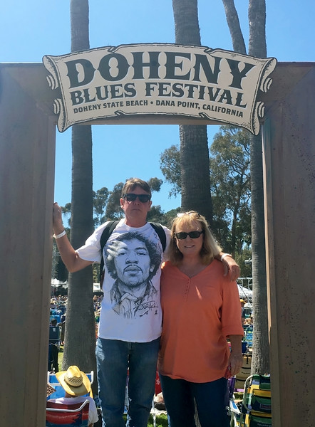 Doheny Beach Blues Festival 2017