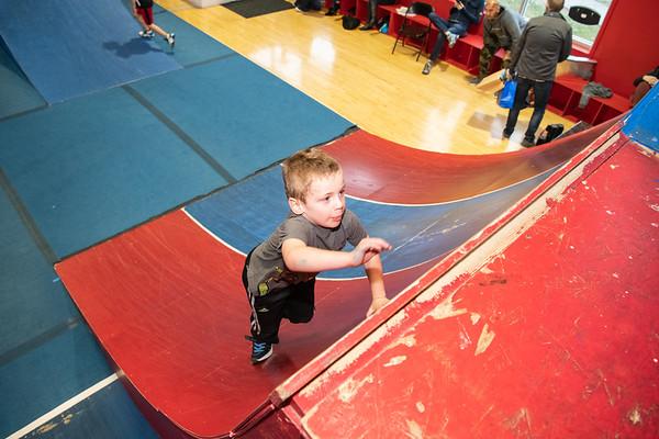 Conquer Ninja Gyms