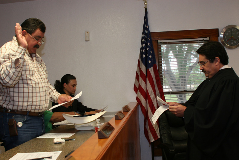 May 18, 2011 Palmhurst Oath of Office epg