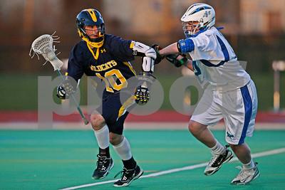 4/26/2013 - West Genesee vs. Cicero-North Syracuse - Cicero-North Syracuse High School, Cicero, NY