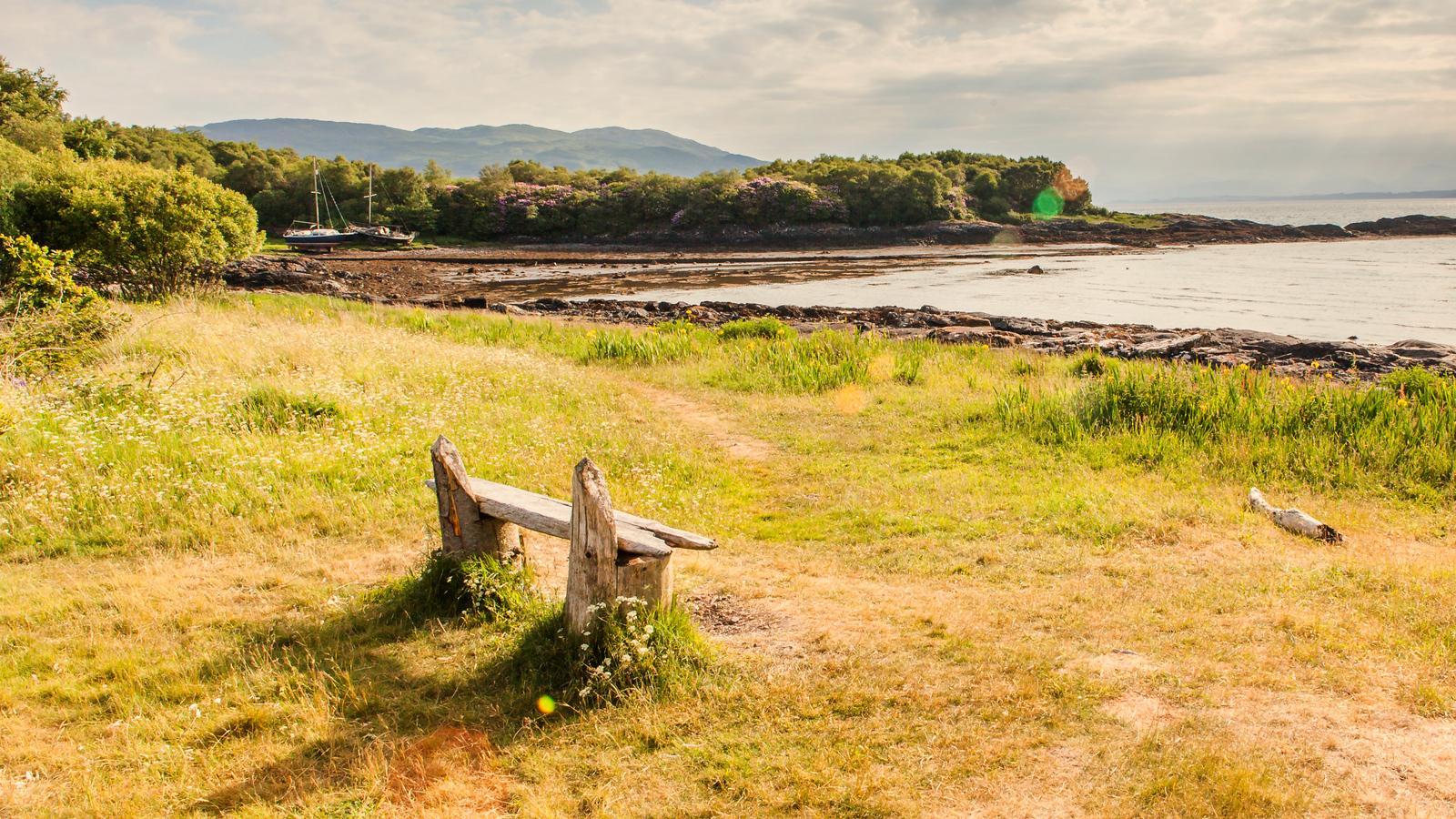 蘇格蘭馬爾島,短暫的記憶