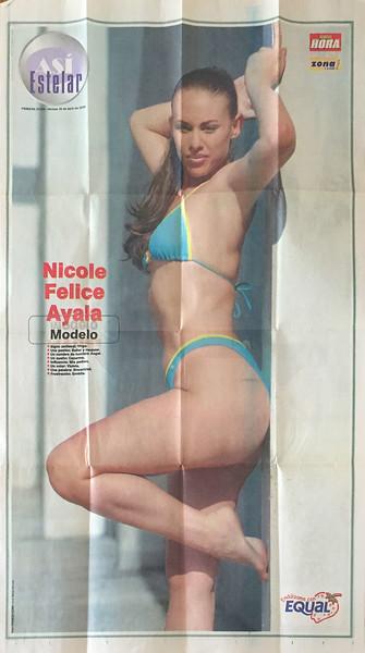 Nicole @ Modeling