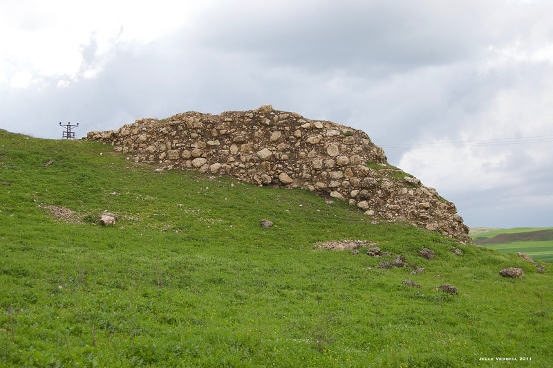 Ruins of Erzen, Kurtalan district