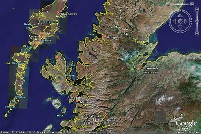 2001 - A Hebridean Tour