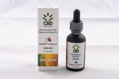 CBD 100% Relief