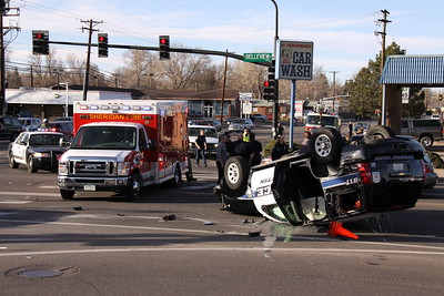 LPD Rollover Belleview & Federal