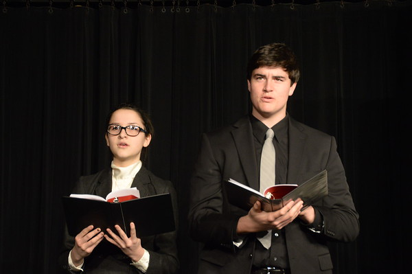 Student Directed Play: Dracula