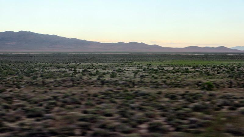 Amtrak's California Zephyr - Westbound