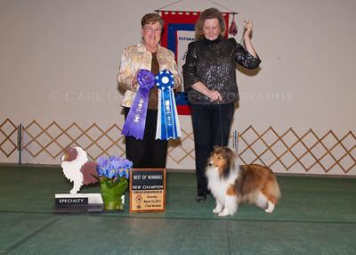 Winners Portraits - Saturday, March 12, 2011