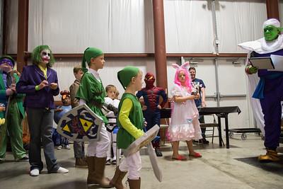 Kid's Cosplay Contest Pics