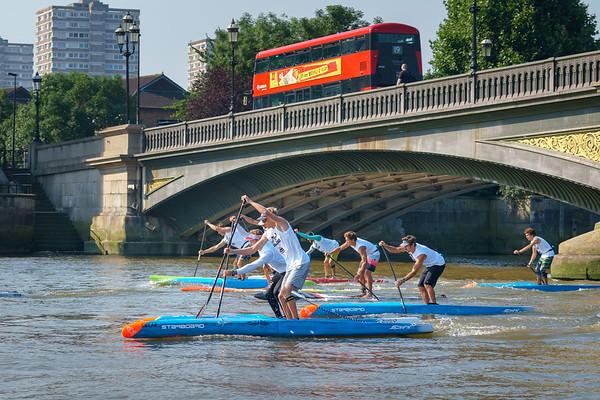 Championnats du monde de SUP à Londres