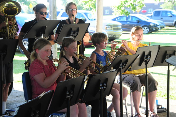 BBE summer band concert 07-11