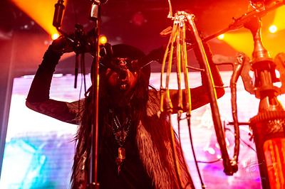 Ministry, Chelsea Wolfe, The God Bombs