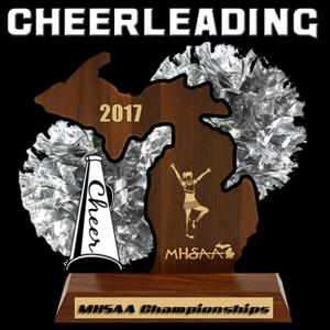 2017 0304 MHSAA Cheerleading