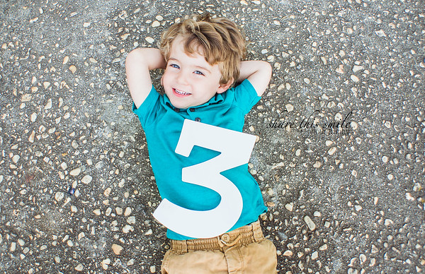 {Family Mini Sessions} ~ Henry is 3!