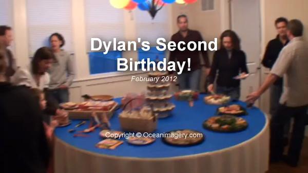 20120209 Arlington, VA - Dylan's Second Birthday