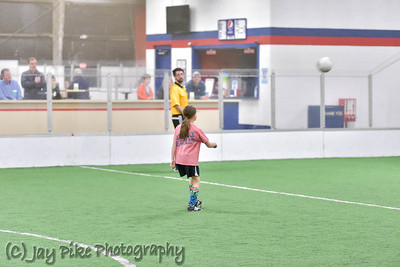 March 12, 2016 - PSC 07 Girls Green - Indoor Game
