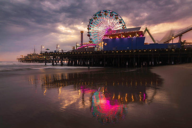 Santa Monica Pier After Sunset3.jpg