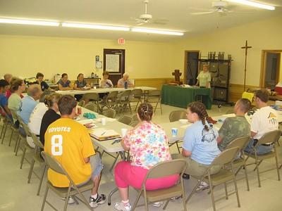 Pine Ridge Mission Trip '05 - III