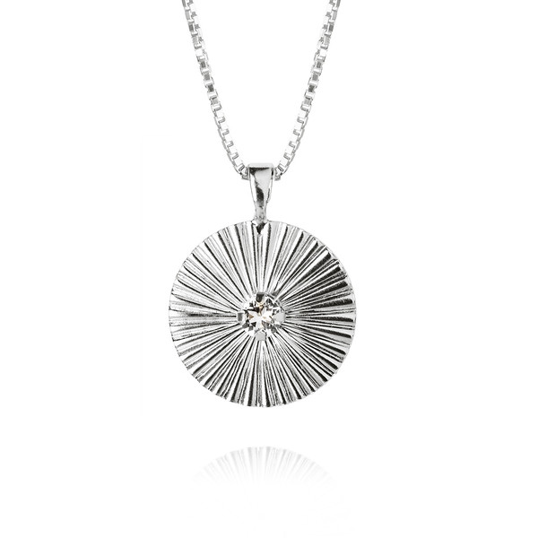Odessa Necklace/ Crystal