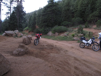 CO- Buckhorn Pass