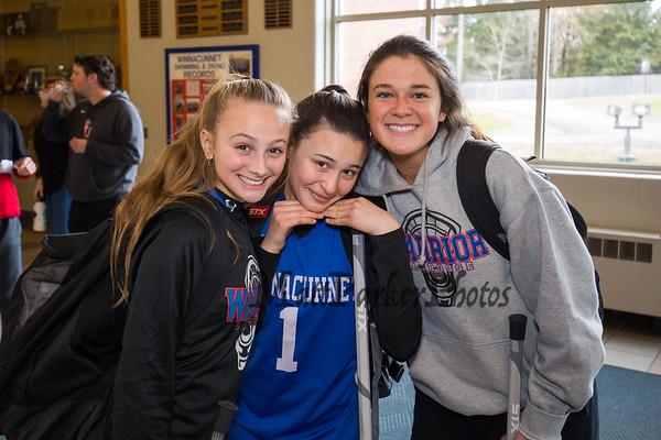2019-4-30 WHS Girls Lacrosse vs Alvirne