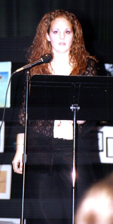 Poet's Cafe '02 -- Amy