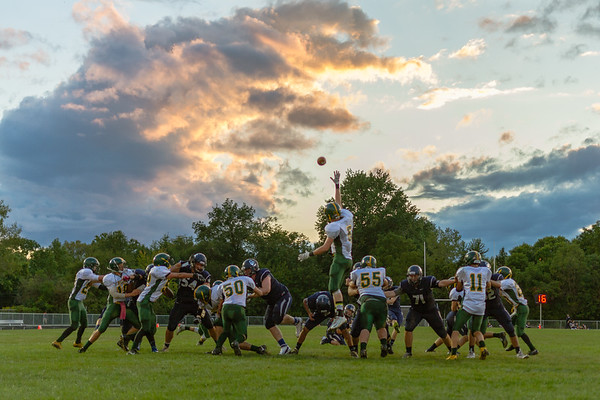 CC Football vs Benton Central 2015-9-11
