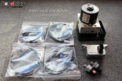 BMW Mk60 ABS System