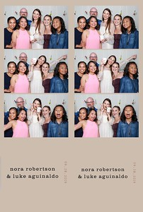 Nora & Luke (Photo Booth)