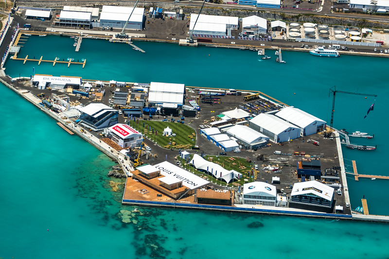 america's cup village