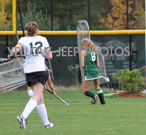 10/15  WRHS VS BURNCOAT VARSITY FIELD HOCKEY