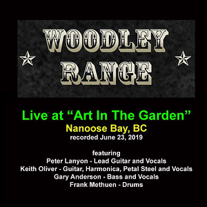 Woodley Range country up 'Art in the Garden' -  Nanoose Bay