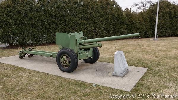 Memorial Park - Round Lake Beach, IL - 57mm ATG