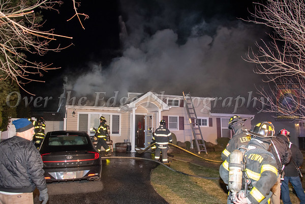 Levittown House Fire 03/03/2021
